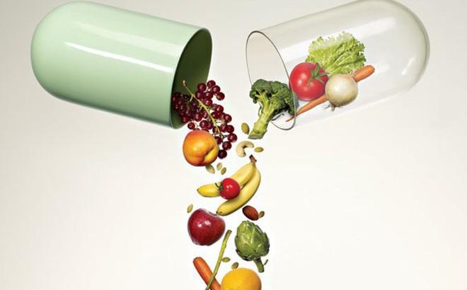 Kết quả hình ảnh cho Vitamin tổng hợp