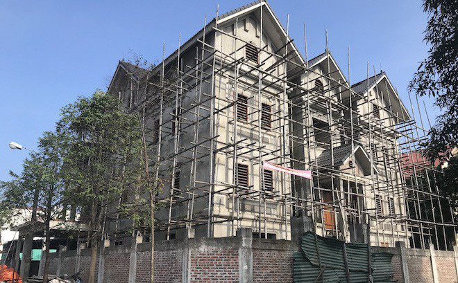 Biệt thự khủng ở Nghệ An: Giá xây thô GĐ Sở xây dựng đưa ra chỉ bằng nửa thị trường