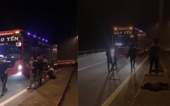 """Nhóm chặn xe xin tiền ở cao tốc """"hầu hết là thanh niên mới lớn, chưa có tiền án tiền sự"""""""