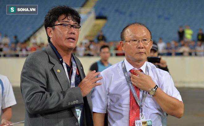 """""""Tôi nghĩ ở quê nhà ông Park không được dùng, nên rất quyết tâm đánh bại Hàn Quốc"""""""