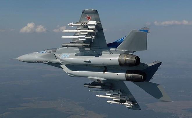 Nga sản xuất tiêm kích MiG-35 từ đầu năm 2018