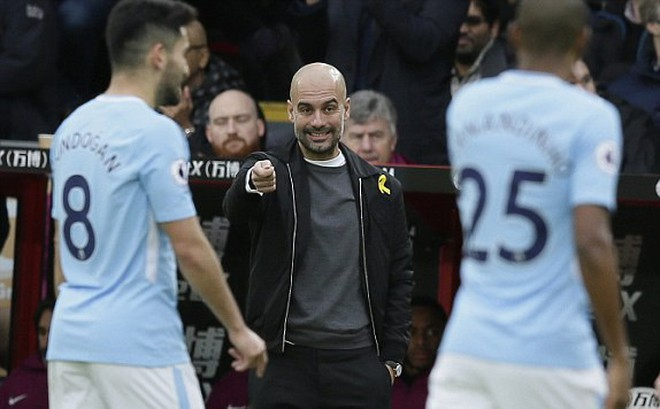 Cả Premier League như sống lại khi Man City lỡ cơ hội đi vào lịch sử châu Âu