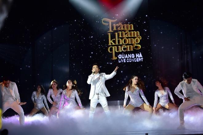 Liveshow Trăm năm không quên: Tiếc cho Quang Hà vì quá tham - Ảnh 1.