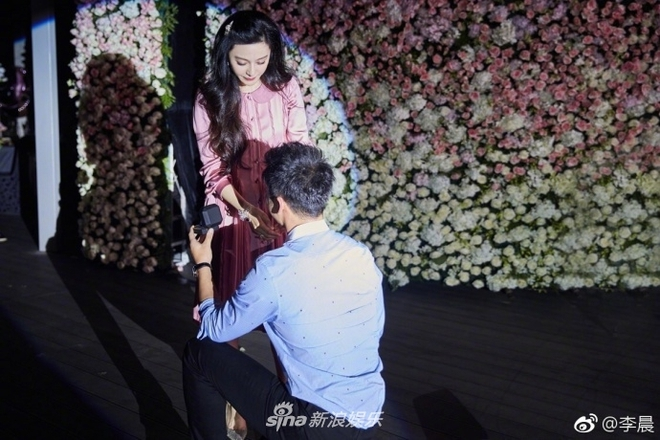 Lý Thần chính thức cầu hôn, Phạm Băng Băng sắp làm vợ người ta! - Ảnh 3.