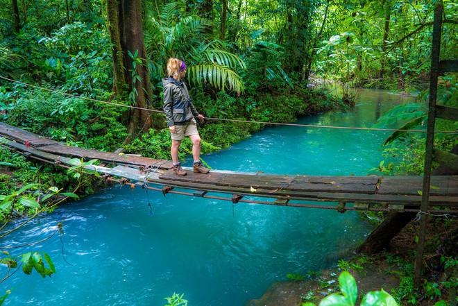 Bí ẩn độc nhất vô nhị của con sông ở Trung Mỹ cuối cùng đã được giải mã - Ảnh 4.