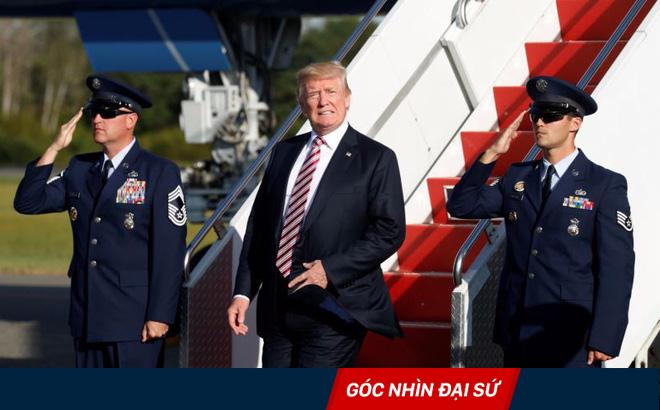 Những câu hỏi bỏ ngỏ trong chuyến thăm châu Á - Thái Bình Dương của Tổng thống Trump
