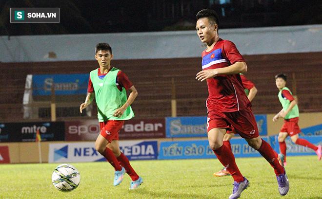 Vũ khí lợi hại U20 Việt Nam mang tới U20 World Cup