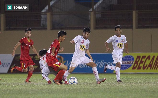 """Lứa Công Phượng đã """"giúp"""" U19 Việt Nam vượt qua U19 HAGL như thế nào?"""