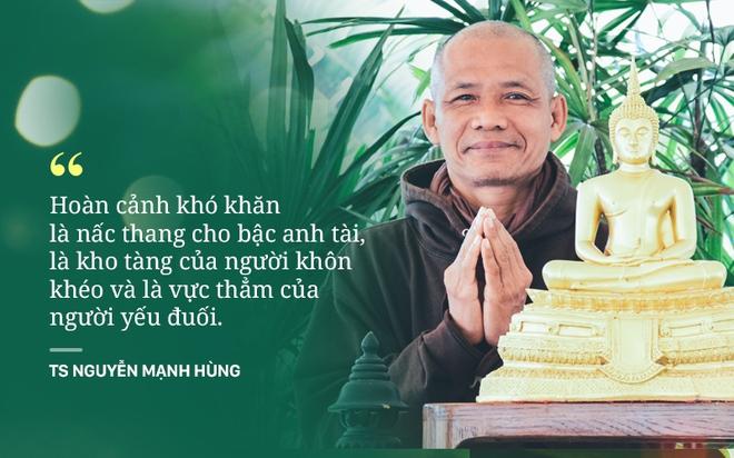 Doanh nhân Nguyễn Mạnh Hùng kể những kết quả tuyệt vời sau 20 năm tu, thiền - Ảnh 5.
