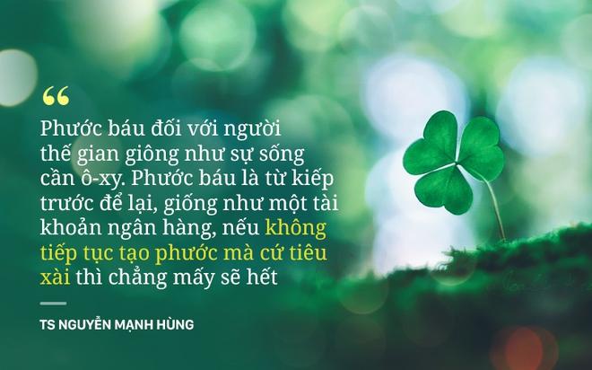 Doanh nhân Nguyễn Mạnh Hùng kể những kết quả tuyệt vời sau 20 năm tu, thiền - Ảnh 2.