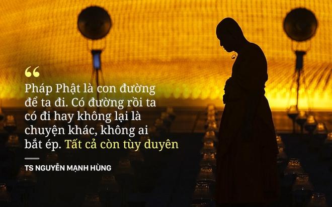Doanh nhân Nguyễn Mạnh Hùng kể những kết quả tuyệt vời sau 20 năm tu, thiền - Ảnh 3.