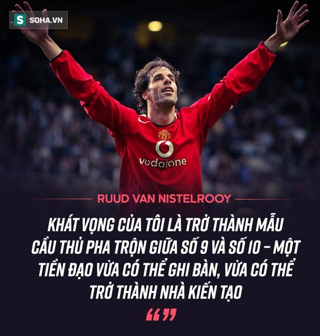 Sát thủ lợi hại nhất, nhưng cũng là vết nhơ không thể tẩy nổi trên màu áo đỏ Man United - Ảnh 8.
