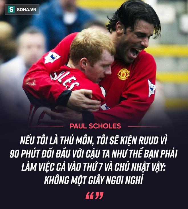 Sát thủ lợi hại nhất, nhưng cũng là vết nhơ không thể tẩy nổi trên màu áo đỏ Man United - Ảnh 3.