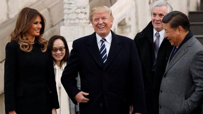 Một ngày bận rộn của Tổng thống Trump: Tham quan Tử Cấm Thành, thưởng thức Kinh kịch - Ảnh 8.