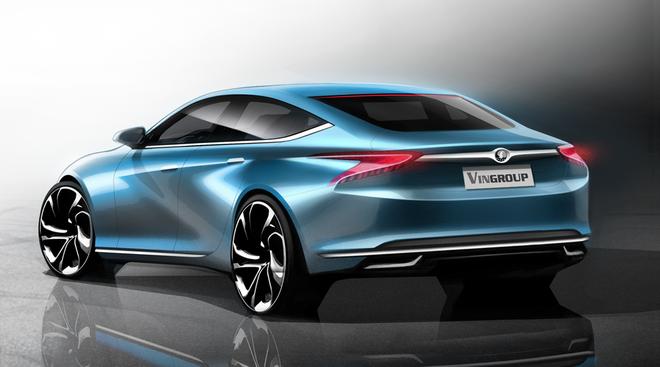 20 mẫu xe ô tô thiết kế dành riêng cho người Việt, đẹp không kém các thương hiệu nổi tiếng - Ảnh 5.