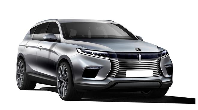 20 mẫu xe ô tô thiết kế dành riêng cho người Việt, đẹp không kém các thương hiệu nổi tiếng - Ảnh 19.