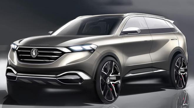 20 mẫu xe ô tô thiết kế dành riêng cho người Việt, đẹp không kém các thương hiệu nổi tiếng - Ảnh 16.