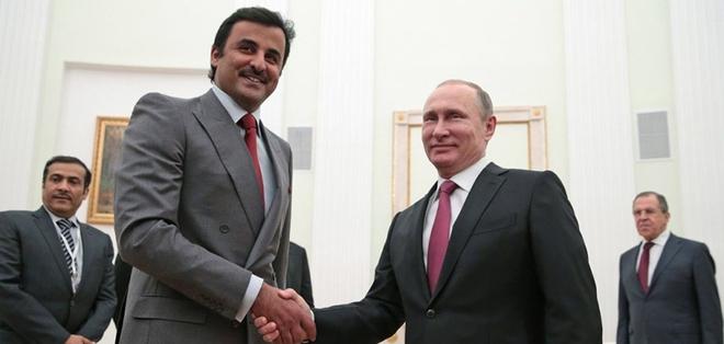 """Khủng hoảng ngoại giao vùng Vịnh: Nga không để Saudi """"muốn làm gì Qatar thì làm"""" - Ảnh 2"""