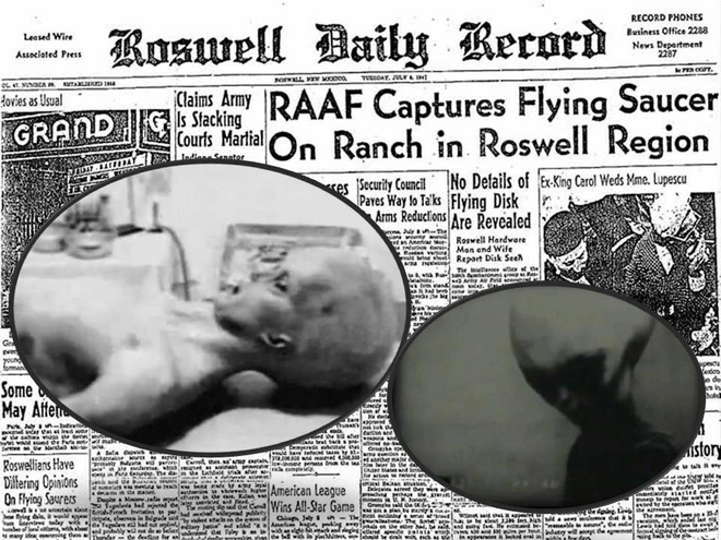 Bí ẩn cuộc chạm trán người ngoài hành tinh tại Roswell năm 1947 đã có lời giải? - Ảnh 4.