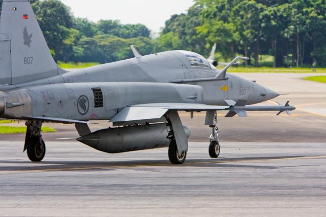 Khôi phục và nâng cấp F-5E để phối hợp tác chiến cùng Su-27/30 - Tại sao không? - Ảnh 1.