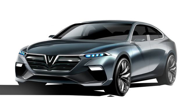 Lộ diện những mẫu xe made in Vietnam sắp xuất hiện trên thị trường - Ảnh 1.