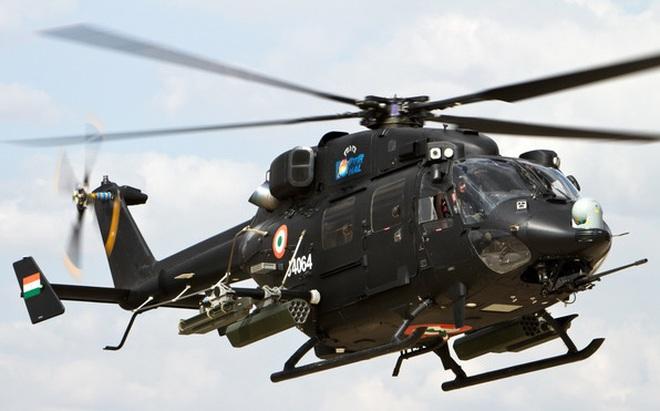 Trực thăng tấn công Ấn Độ áp sát biên giới Trung Quốc mạnh đến mức nào?