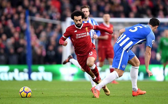Salah của Liverpool đáng xem không kém Messi, Neymar hay Ronaldo