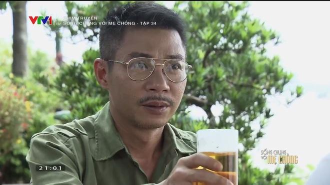 [Video] Tập cuối Sống chung với mẹ chồng: Cảnh hôn say đắm của Việt Anh - Bảo Thanh dài nhất lịch sử phim Việt - Ảnh 4.