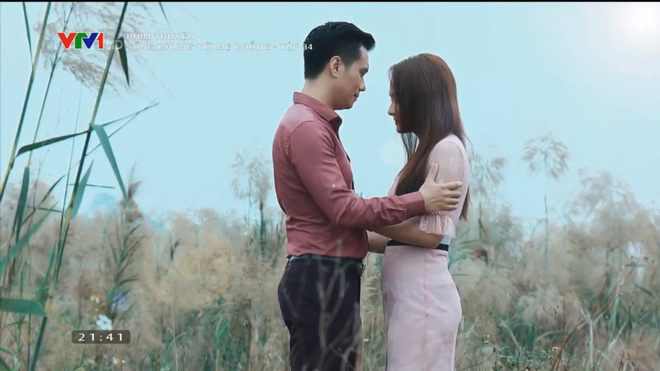 [Video] Tập cuối Sống chung với mẹ chồng: Cảnh hôn say đắm của Việt Anh - Bảo Thanh dài nhất lịch sử phim Việt - Ảnh 7.