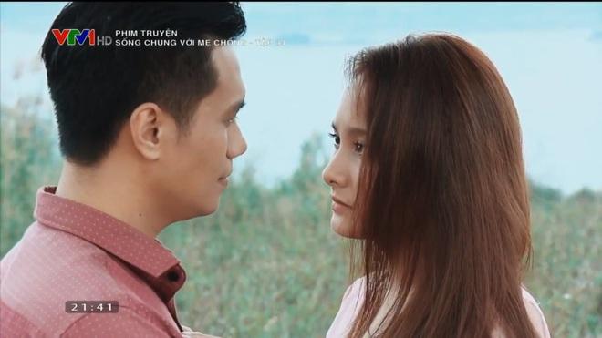 [Video] Tập cuối Sống chung với mẹ chồng: Cảnh hôn say đắm của Việt Anh - Bảo Thanh dài nhất lịch sử phim Việt - Ảnh 6.