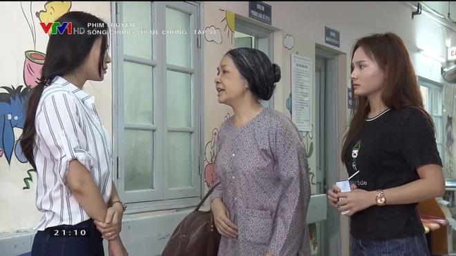 [Video] Tập cuối Sống chung với mẹ chồng: Cảnh hôn say đắm của Việt Anh - Bảo Thanh dài nhất lịch sử phim Việt - Ảnh 13.