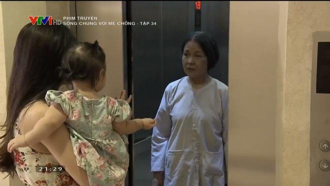 [Video] Tập cuối Sống chung với mẹ chồng: Cảnh hôn say đắm của Việt Anh - Bảo Thanh dài nhất lịch sử phim Việt - Ảnh 14.