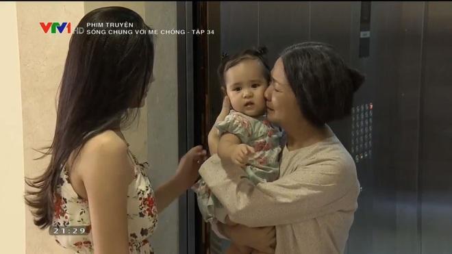 [Video] Tập cuối Sống chung với mẹ chồng: Cảnh hôn say đắm của Việt Anh - Bảo Thanh dài nhất lịch sử phim Việt - Ảnh 15.