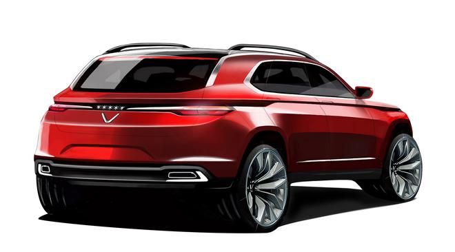 20 mẫu xe ô tô thiết kế dành riêng cho người Việt, đẹp không kém các thương hiệu nổi tiếng - Ảnh 15.
