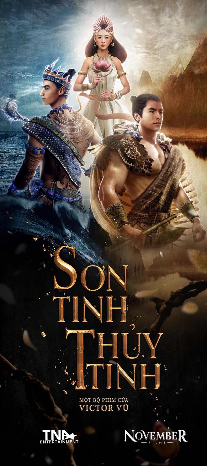 Trương Ngọc Ánh cùng Victor Vũ làm phim Sơn Tinh, Thủy Tinh - Ảnh 3.