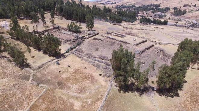 Phát hiện kim tự tháp mới ở Peru khiến giới khoa học xem xét lại nền văn minh Inca - Ảnh 2.