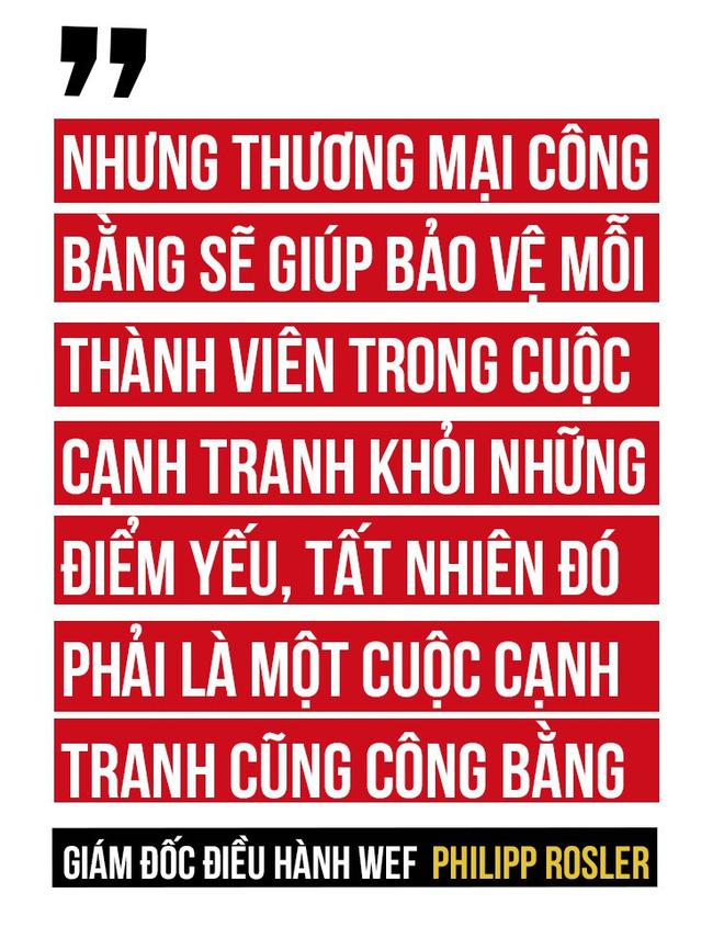 Ông Philipp Rosler: Việt Nam đang rất nổi bật trên bản đồ thương mại thế giới - Ảnh 2.