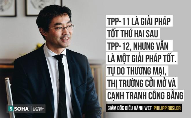 Ông Philipp Rosler: Việt Nam đang rất nổi bật trên bản đồ thương mại thế giới - Ảnh 5.