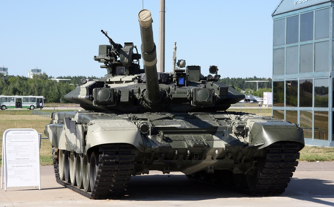 Khám phá hai phiên bản T-90 Việt Nam sắp nhận