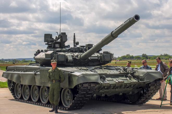 Khám phá hai phiên bản T-90 Việt Nam sắp nhận - Ảnh 1.