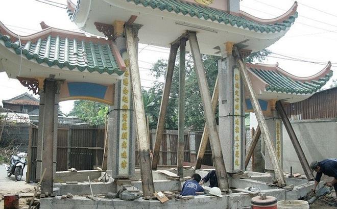 """""""Thần đèn"""" Nguyễn Văn Cư nâng đại giảng đường đồ sộ nặng 2.000 tấn lên cao"""