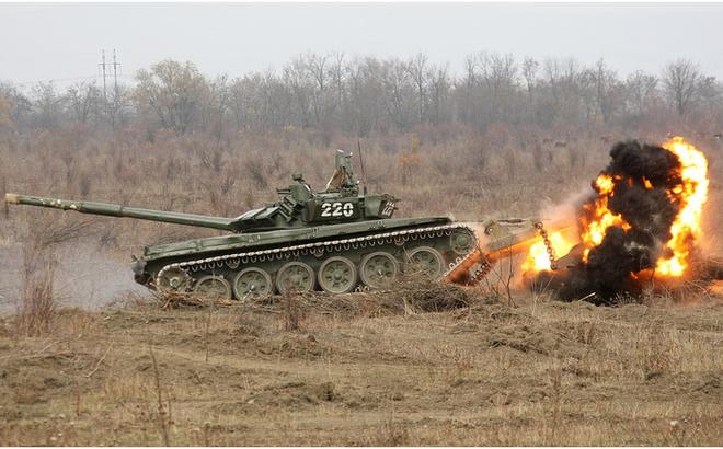 """Cảnh giác hoặc tránh xa: Trực thăng hay xe tăng đều sẽ bị loại mìn này của Nga """"xé nát"""""""
