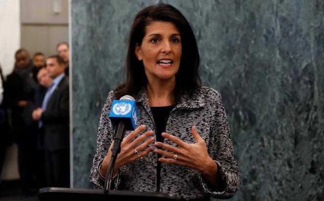 """Tân Đại sứ Mỹ tại LHQ ra mắt bằng tuyên bố sẽ """"ghi sổ"""" những nước chống đối Mỹ và đáp trả thích đáng"""