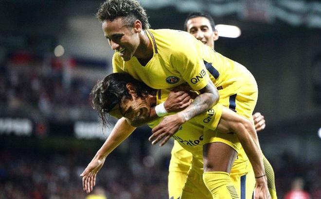 """Di Maria """"tỉ tê"""" với Messi về mối quan hệ bí ẩn của Neymar và Cavani"""