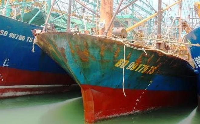 Tàu vỏ thép ở Bình Định bị rỉ sét: Phải xem xét có yếu tố phá hoại hay không?