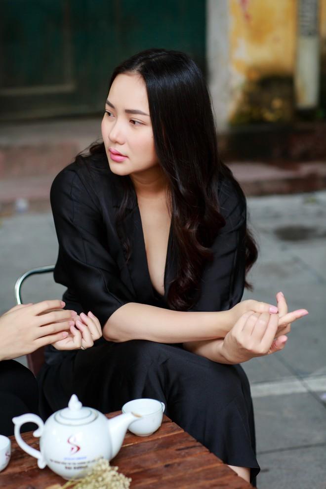 Phan Như Thảo đưa con gái ra Hà Nội thăm bạn thân - siêu mẫu Ngọc Thạch - Ảnh 9.