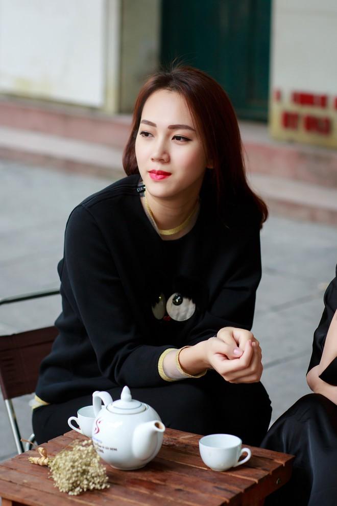 Phan Như Thảo đưa con gái ra Hà Nội thăm bạn thân - siêu mẫu Ngọc Thạch - Ảnh 8.