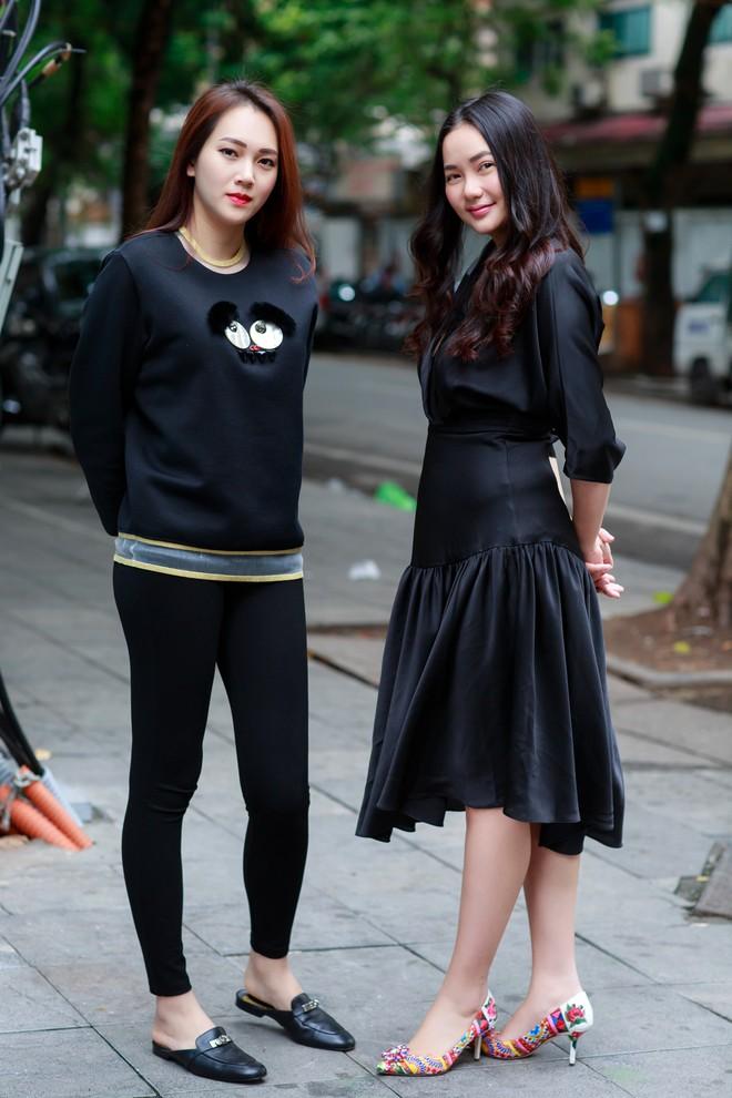 Phan Như Thảo đưa con gái ra Hà Nội thăm bạn thân - siêu mẫu Ngọc Thạch - Ảnh 3.
