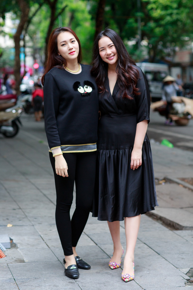 Phan Như Thảo đưa con gái ra Hà Nội thăm bạn thân - siêu mẫu Ngọc Thạch - Ảnh 1.