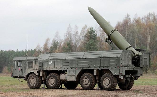 Nga sẽ dồn dập phóng tên lửa liên lục địa trong năm nay